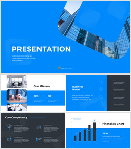 Pitch Deck Simple Presentation Template pitch presentation template_13 slides