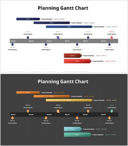 Planning Gantt Chart_2 slides