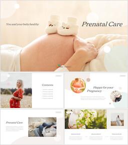 Prenatal Care Business plan PPT Templates_35 slides