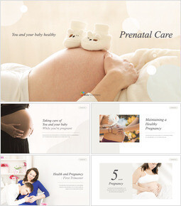 Soins prénatals modèle de discours_35 slides