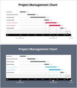 Project Management Chart_2 slides