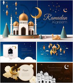 Kareem Ramadan Presentazione Modelli PowerPoint Design_50 slides
