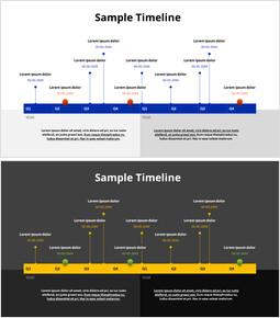 Exemple de chronologie_2 slides