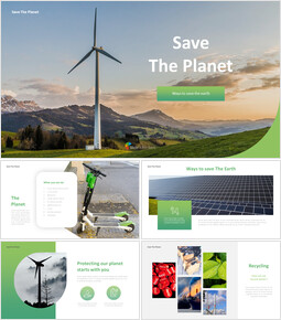 Save The Planet Google Slides mac_37 slides