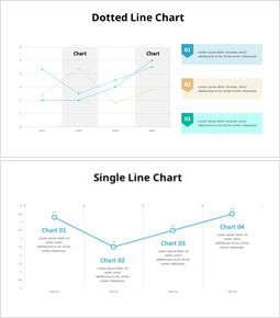 Section Line chart_8 slides