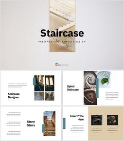 Staircase Best Google Slides_40 slides
