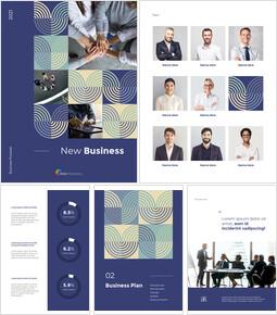 Start New Business Vertical Layout Template Google Slides Interactive_29 slides