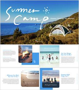여름 캠프 크리에이티브 키노트_35 slides