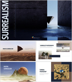 Surrealismo Keynote_35 slides