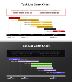 Task List Gantt Chart_2 slides