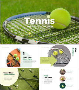 Tennis Best PowerPoint Templates_00