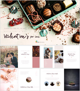 Valentine\'s Day is for Love premium PowerPoint Templates_00