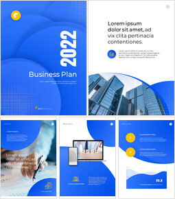 Vertical Layout Design 2021 Business Plan PPT Templates Simple Design_00