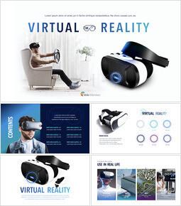 virtual Reality PPT to Keynote_50 slides