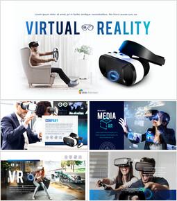 realta virtuale Modelli semplici Design_50 slides