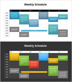 Weekly Schedule_2 slides