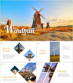 Windmill Simple Google Templates_40 slides