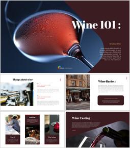 WINE 101 Simple Google Slides_40 slides