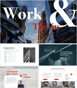 Work and the City Product Deck_50 slides