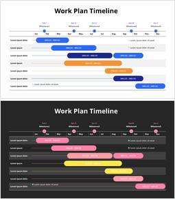 Work Plan Timeline_2 slides