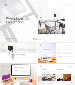 Workplaces for Freelancers Google presentation_40 slides