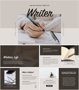Writer Multipurpose Keynote Template_00