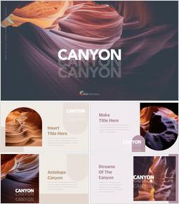 Canyon dell\'antilope Esempi di keynote_35 slides