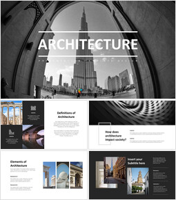 Architecture template google slides_35 slides
