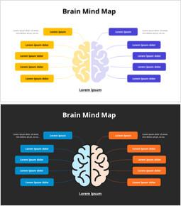 脳のマインドマップ_2 slides