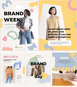 Brand Week Event Simple Google Slides_23 slides