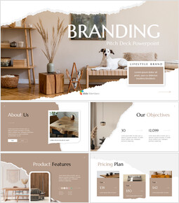 Branding Project Pitch Deck powerpoint ppt_13 slides