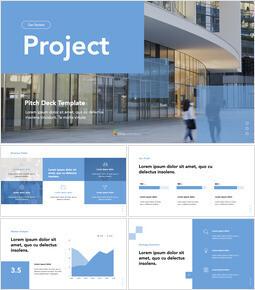 Piano di progetto aziendale Keynote to PPTX_13 slides