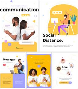 Communication Concept Presentation Format_23 slides
