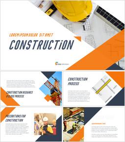 Construction Best PowerPoint Presentations_35 slides