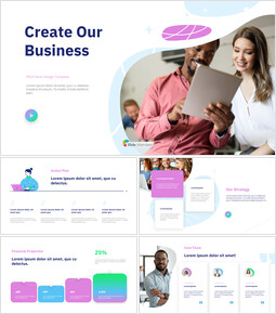 Create Our Business Deck startup pitch deck ppt_13 slides