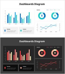 대시보드 다이어그램_2 slides