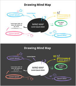 マインドマップの描画_2 slides