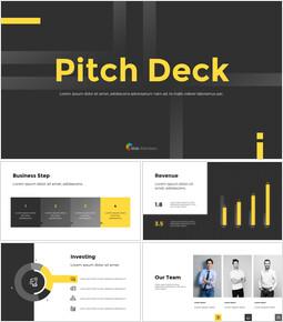 Easy Simple Pitch Deck deck slide_13 slides