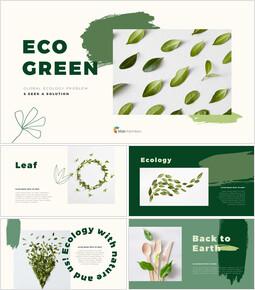 ECO Green Business PPT_40 slides