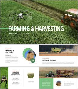 Farming & Harvesting Apple Keynote for Windows_35 slides