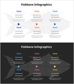 Infografica a lisca di pesce_2 slides