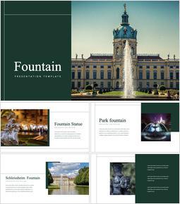 Fountain keynote template_35 slides