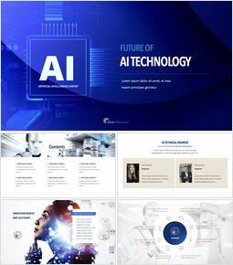 Future of AI Technology Keynote for Windows_50 slides