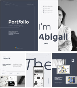 Graphic Design Agency Portfolio Best PowerPoint Presentation_30 slides