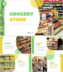 식료품점 슬라이드 프레젠테이션_35 slides