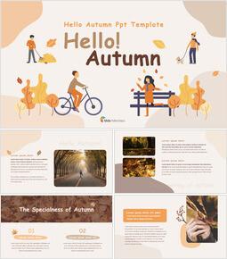Hello Autumn Keynote for Microsoft_35 slides