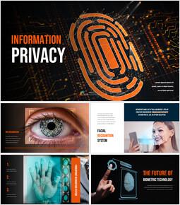 情報プライバシー 実行事業計画PPT_50 slides