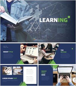 Learning Keynote PowerPoint_35 slides