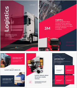 Logistics and Trans group Theme Templates_23 slides