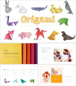Make Origami PPT Presentation_35 slides